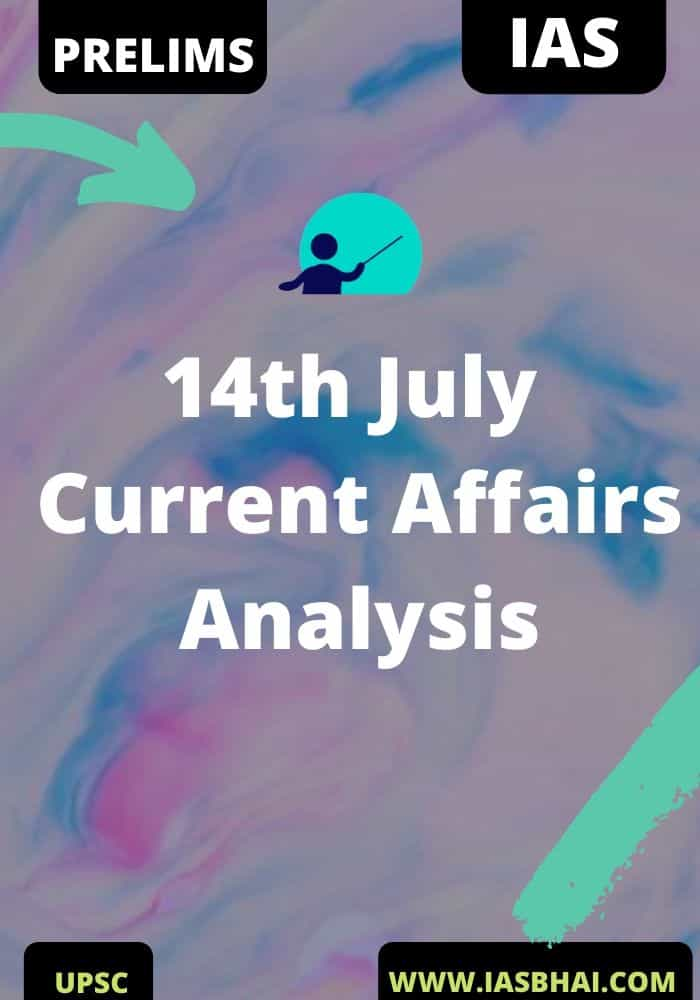 Current Affairs News Analysis | Prelims & Mains 2020