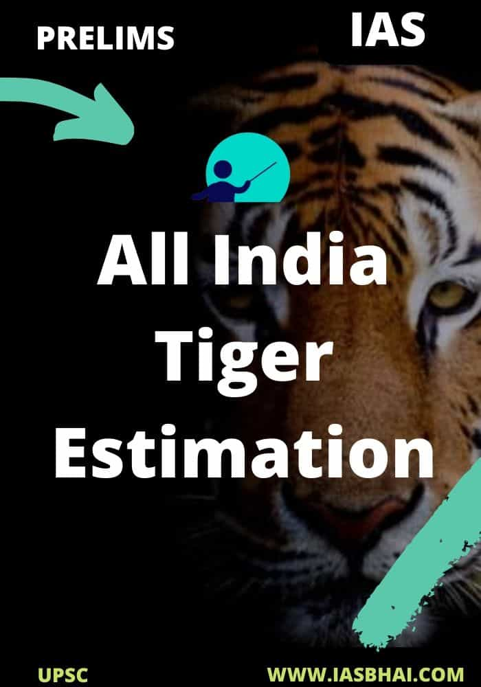 All India Tiger Estimation