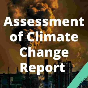 Assessment of Climate Change Report