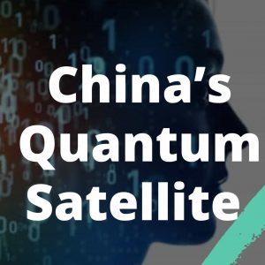 China's Quantum Satellite