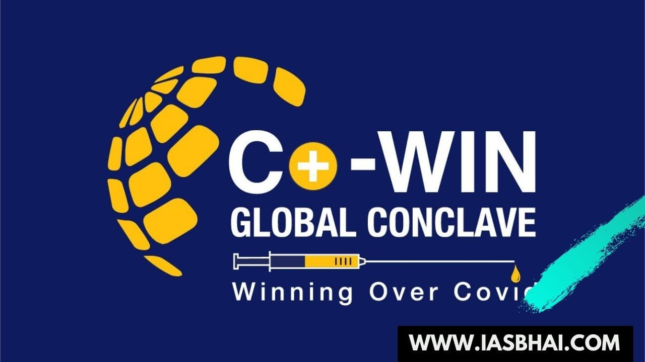 Co-Win Global Conclave 2021 UPSC