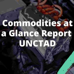 Commodities at a Glance Report UNCTAD UPSC IAS