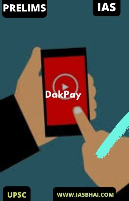 DakPay : India Post Payments Bank