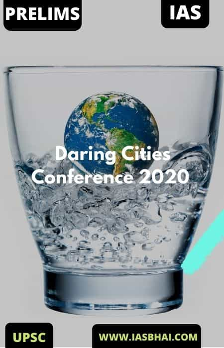 Daring Cities Conference 2020 | UPSC
