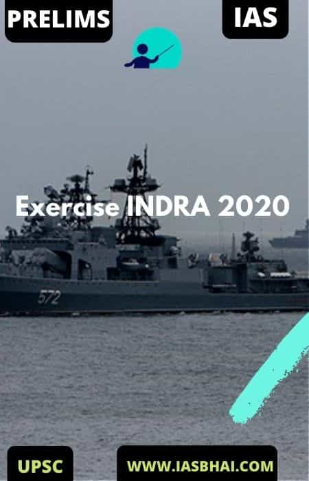 Exercise INDRA 2020 _ 11th Edition _ UPSC