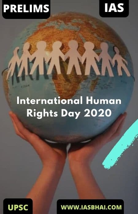 International Human Rights Day 2020 | UPSC