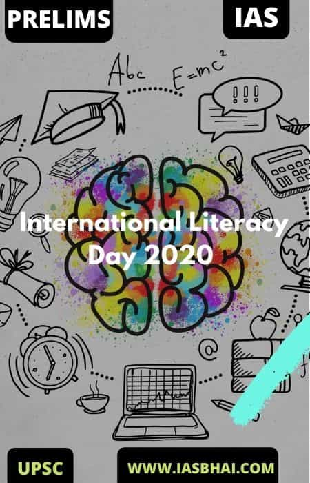 International Literacy Day 2020 | UPSC