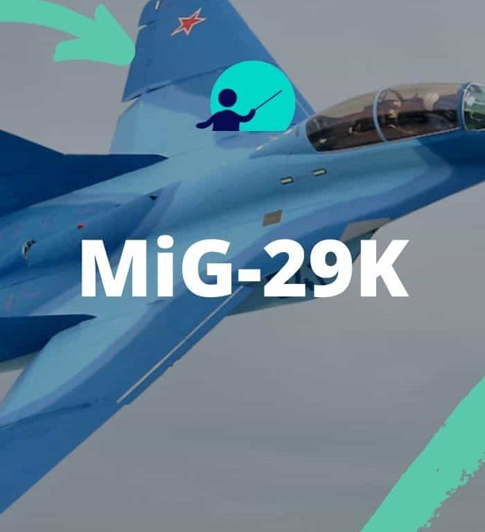 MiG-29K Multirole Fighter Aircraft