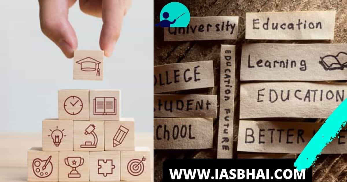 National Education Policy 2020 _ UPSC IAS