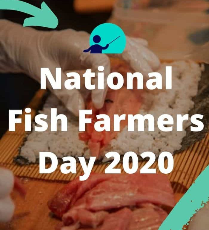 National Fish Farmers Day 2020