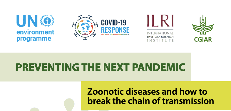 Preventing the Next Pandemic UNEP Report