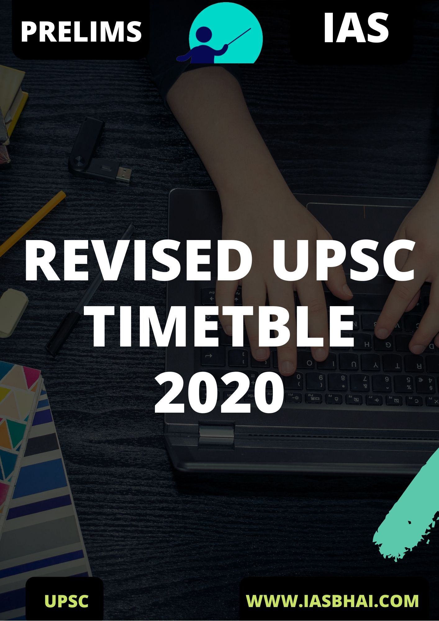 REVISED UPSC TIMETBLE 2020