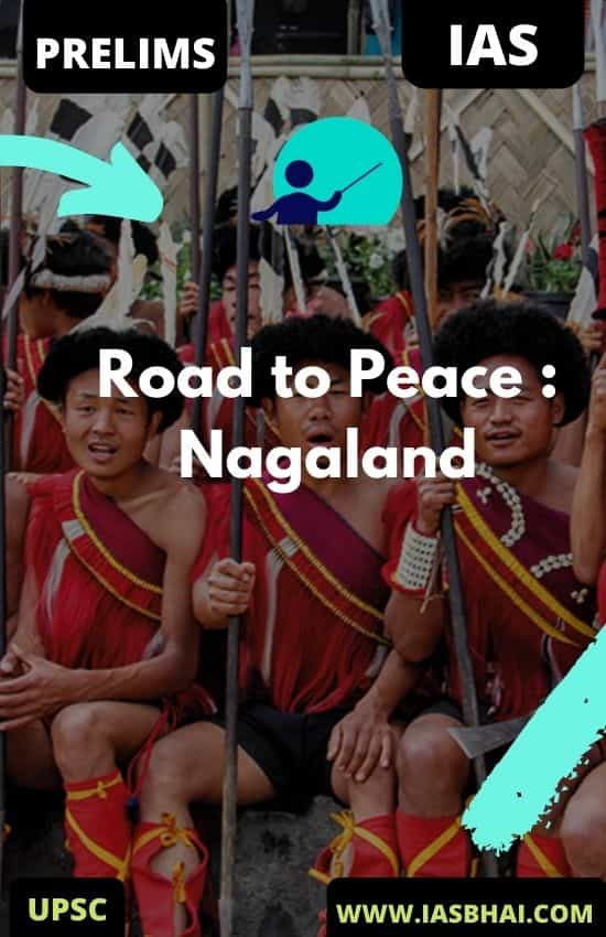 Road to Peace in Nagaland