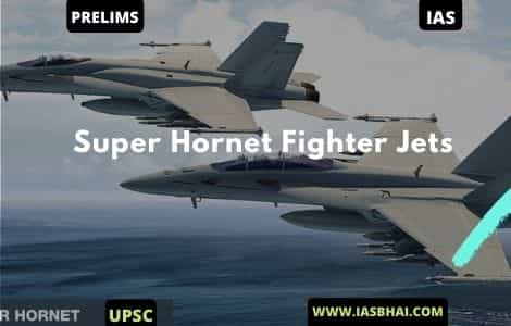 Super Hornet Fighter Jets