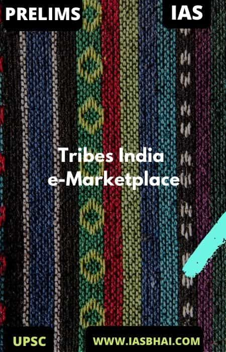 Tribes India e-Marketplace _ UPSC