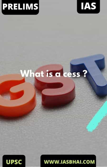 What is a Cess ?