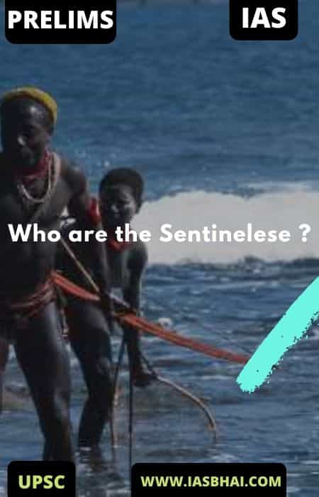 Who are the Sentinelese ? | UPSC