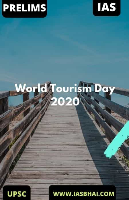 World Tourism Day 2020 _ UPSC